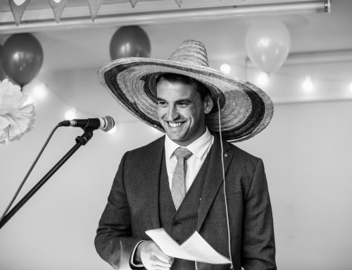 Groom speech – Speaking at my own wedding